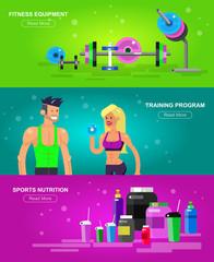 Gym design concept