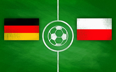 Deutschland vs. Polen / Germany vs. Poland