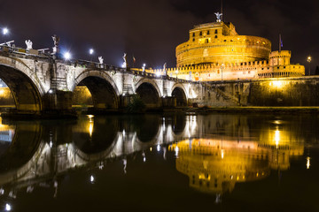 Castel St. Angelo right 1