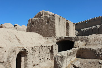 village fortifié de Ghortan, Iran