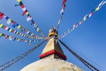 Boudnath stupa
