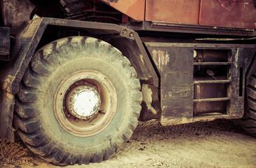 vintage of Truck equipment.