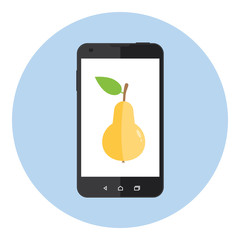 Mobile Pear