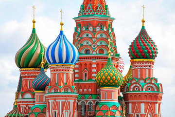 St. Basils Cathedral, Russia