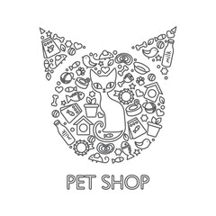 Pets Shop Poster
