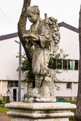 二宮金次郎像(二宮尊徳)