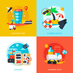 Travel Design Concept