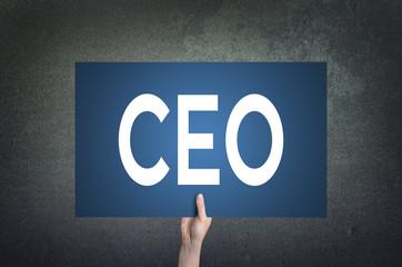 CEO card