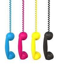 3D CMYK phones