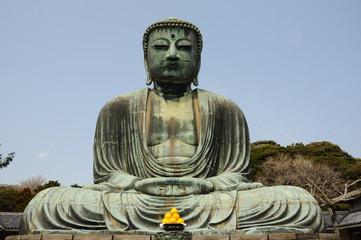 Budda und Orangen