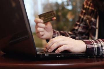 male online card bearded
