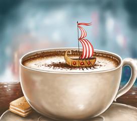 Cappuccino Dreams