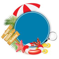 Summer Holiday tag