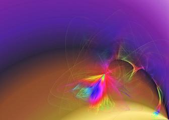 Fototapeta Tło w spirale obraz