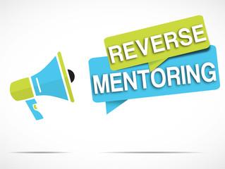 mégaphone : reverse mentoring