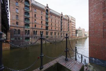 padlocks in Hamburg