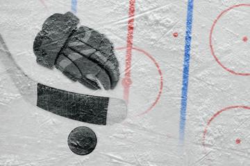 Hockey Accessories Ice