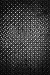 Diamond steel metal sheet pattern