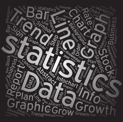 statistics ,Word cloud art background