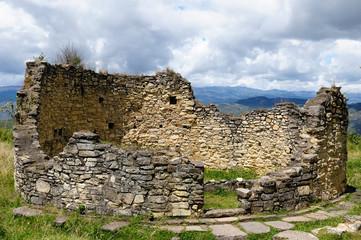 South America, Peru, Kuelap