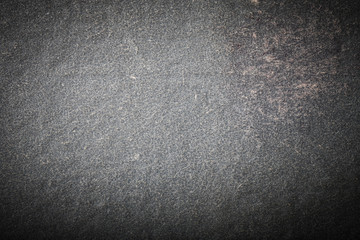 Textured surface of old baking paper. Toned