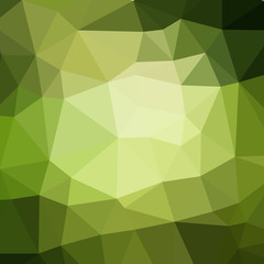 Triangle colorful abstract background