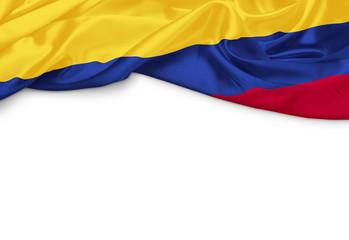 Kolumbien Banner