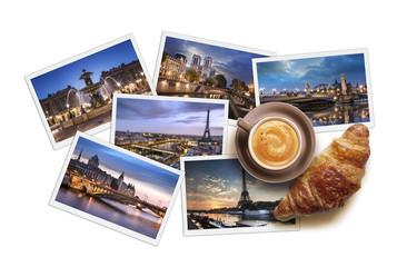 Photographies de Vacances Paris