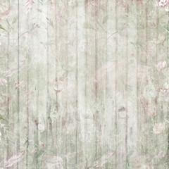 Vintage Light Green Wood Background