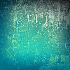 grunge paint on metal background