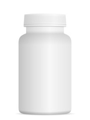 Medicine pill bottle