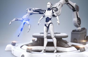 Robot's age