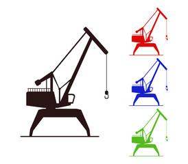 icon cranes