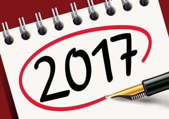 2017 - Objectif