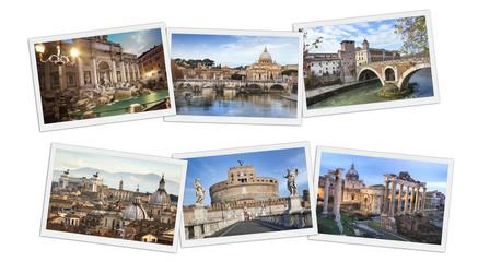 Photographies de Vacances Rome