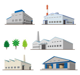 建物 / 立体図形