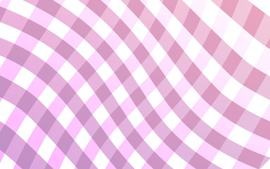 pink color plaid background abstract art vector pan tone