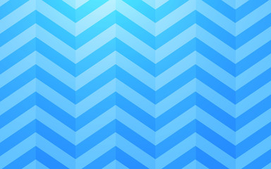 Scuba Blue line Zigzag background abstract art vector