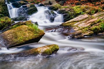 Wasserfall Selketal im Harz