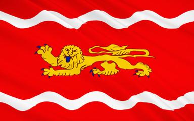 Flag of Lot-et-Garonne