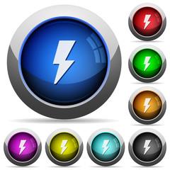 Flash button set