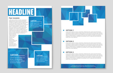 List, page, mockup brochure theme style, banner, idea, cover, booklet, document, print, flyer, book, blank, card