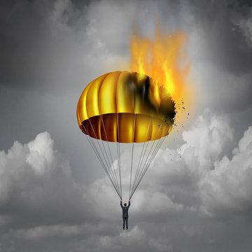 Golden Parachute Problem
