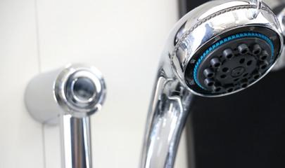 bathroom  shower faucet
