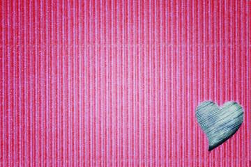 valentine paper heart shape