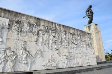 Gedenkstätte für Ernesto Che Guevara