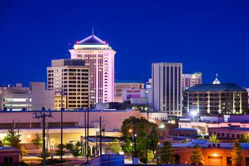 Montgomery Alabama Skyline