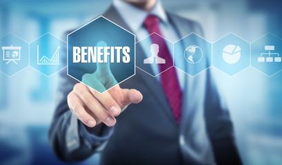 Businessman / Benefit
