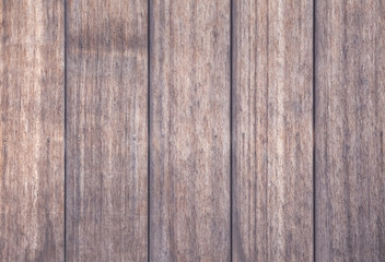 Old vintage wood fence texture and seamless background