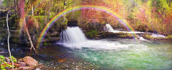 Klyauza- wooden dam